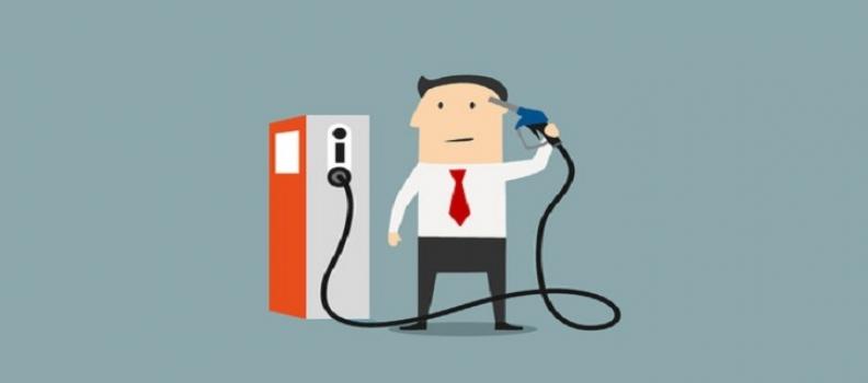 Pagamento con carta per la detrazione dell'IVA sugli acquisti di carburante