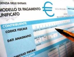 Dal 2017 F24 cartaceo anche per importi superiori a mille Euro