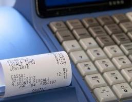Per i nuovi registratori di cassa € 250 di credito